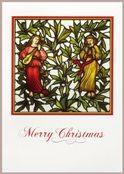 Art Institute Chicago Morris Merry Christmas border.174