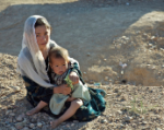 Bread for the World Afghan Siblings.173