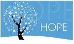 ACS Snowy Tree ecard 2103.150