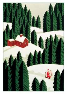 IMA Santa hiking