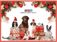 arizona humane society tribute cards - Humane Society Christmas Cards